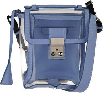 3.1 Phillip Lim Phillip Lim Transparent Pashli Camera Bag