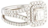 Vera Wang Love Engagement Ring Set