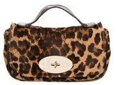 Mulberry Ponyhair Lily Crossbody Bag