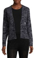 M Missoni Swirl Knit Cardigan