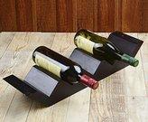 Rusticity Wooden Wine Rack / Bottle Holder - 5 Horizontal slots | Handmade |