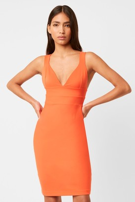 French Connection Uda Beau Bodycon Dress