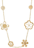 Judy Geib Women's Flowery Necklace