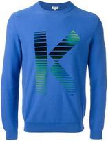 Kenzo k intarsia jumper - men - Cotton - XS