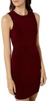 Karen Millen Partial-Peplum Dress