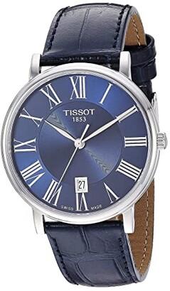 Tissot Carson Premium - T1224101604300 (Blue) Watches