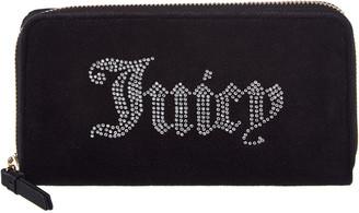 Juicy Couture Zip Around Wallet