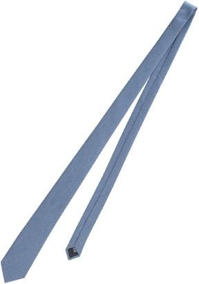 Lanvin Geometric Patterned Tie