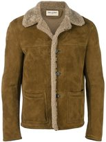 Saint Laurent pocket front jacket