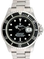 Rolex Vintage Stainless Steel Submariner Date Watch, 40mm