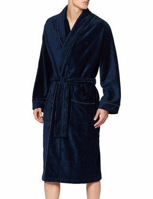 Hom Men - Bathrobe 'Yotha Lounge & Sleepwear - Navy - S