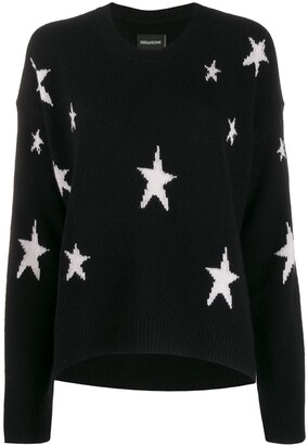 Zadig & Voltaire Star Print Sweater
