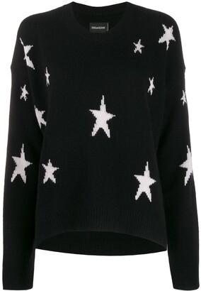 Zadig & Voltaire Zadig&Voltaire star print sweater