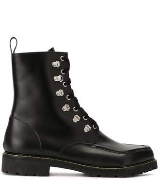 Magliano square toe ankle boots