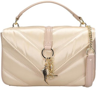 Marc Ellis Evelyn S Hand Bag In Platinum Leather