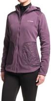 Columbia Angels Crest Polartec® Fleece Jacket - Zip Front, Hooded (For Women)