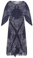 Mes Demoiselles Bonita bandana-print dress