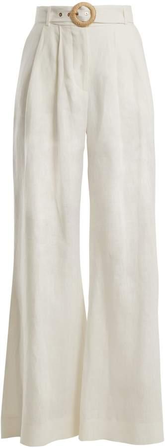 Zimmermann Radiate slouch trousers