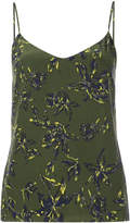 L'Agence floral print camisole