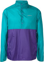 Patagonia contrast jacket