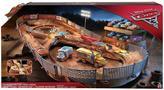 Disney Cars 3 Thunder Hollow Criss-Cross Track Set