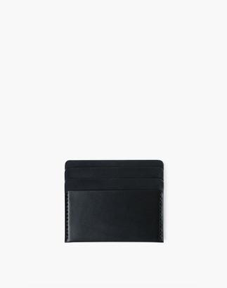 Madewell MAKR Leather Cascade Wallet
