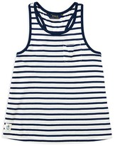 Ralph Lauren Girls' Striped Tank - Sizes S-XL