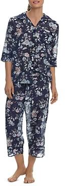 Papinelle Celeste Cropped Pajama Set