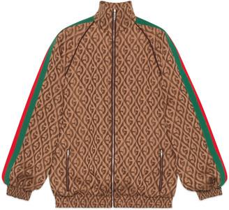 Gucci G rhombus jacket