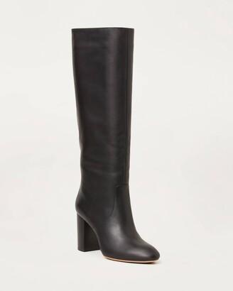 Loeffler Randall Goldy Tall Boot Black
