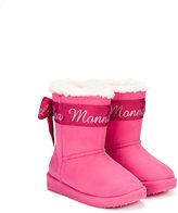 MonnaLisa round toe boots