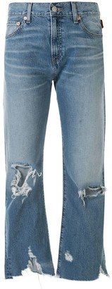 Denimist Joni distressed jeans