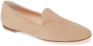 AGL Studded Venetian Loafer