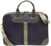 Asstd National Brand Canvas Twill Slim Laptop Bag