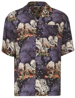 Palm Angels Allover Skull shirt