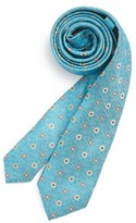 Michael Kors Boy's Medallion Silk Tie