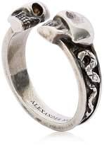 Alexander McQueen Skulls & Snakes Ring