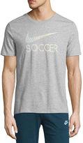 Nike Swoosh Soccer T-Shirt