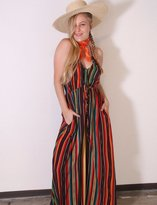 Tysa Capri Dress in Serape