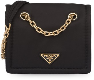 Prada Chain Strap Shoulder Bag