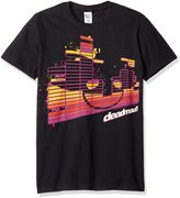 FEA Deadmau5 Breakout Blocks Mens T-Shirt | L