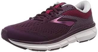Brooks Women's Dyad 10 Running Shoes, Black (Black/Island/Capri 025)