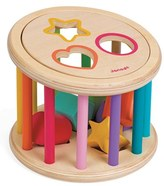 Janod Toddler Wood Shape Sorter
