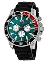 Seapro Sea-Pro Scuba Explorer Mens Black Strap Watch-Sp8334