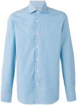Canali classic shirt - men - Cotton - 38