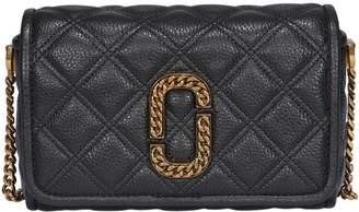 Marc Jacobs The Status Flap Crossbody Bag