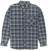 Rip Curl Mundo Plaid Flannel Shirt (Big Boys)