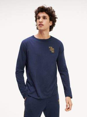 Tommy Hilfiger Monogram Stretch Cotton T-Shirt