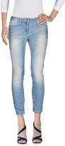 Betty Blue Denim pants - Item 42527483
