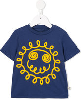 Stella McCartney smiley print T-shirt